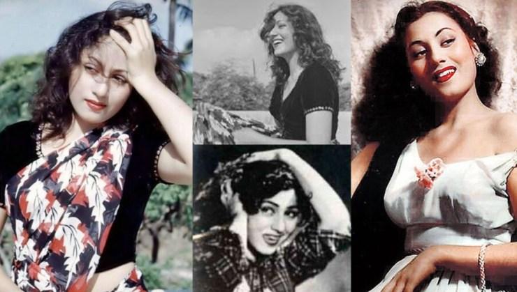 Remembering The Yesteryear's Screen Goddess Madhubala on her birthday 1