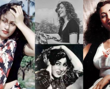 Remembering The Yesteryear's Screen Goddess Madhubala on her birthday 1