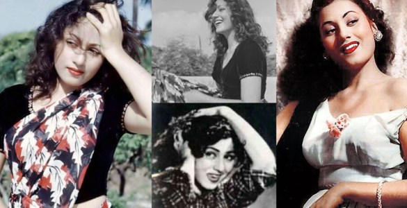 Remembering The Yesteryear's Screen Goddess Madhubala on her birthday 19