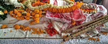 অসমৰ সাংস্কৃতিক ক্ষেত্ৰখনত অপূৰণীয় ক্ষতিঃ বিশিষ্ট বাঁহীবাদক প্ৰভাত শৰ্মাৰ দেহাৱসান- 28