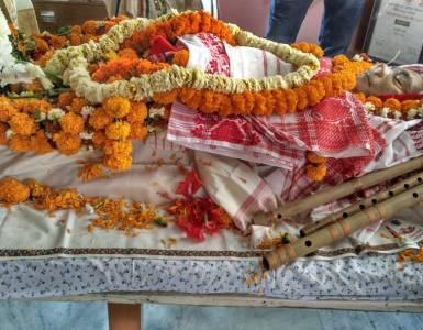 অসমৰ সাংস্কৃতিক ক্ষেত্ৰখনত অপূৰণীয় ক্ষতিঃ বিশিষ্ট বাঁহীবাদক প্ৰভাত শৰ্মাৰ দেহাৱসান- 5