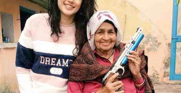 EXCLUSIVE! Taapsee Pannu: I somehow thought that Chandro Dadi will fight back this time, too 6