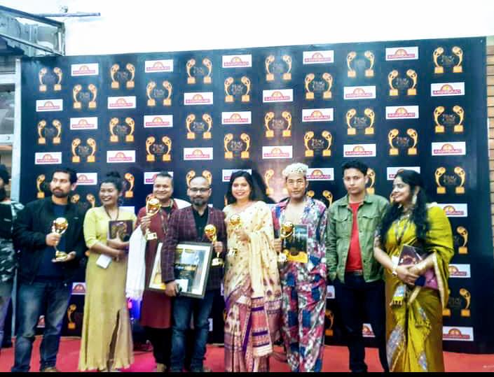 """ছবি সমাৰোহত প্ৰশংসিত প্ৰকাশ ডেকাৰ """"জোনাকী পৰুৱা""""; এইবাৰ Indian Film Festival of Los angeles লৈঃ 1"""