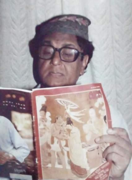 নিখিলেশ বৰুৱা স্মৰণ - উৎপল মেনা 2