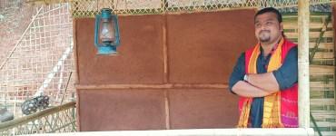 """""""বৰ্তমান আৰু ভবিষ্যতেও মই ব্ৰতী হৈ ৰ'ম লোকসংগীতৰ সাধনাৰ মাজেৰেই""""- হীৰকজ্যোতি শৰ্মা 4"""