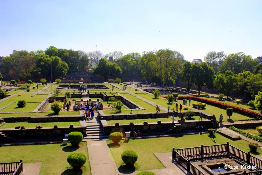 The Palace of the Peshwa