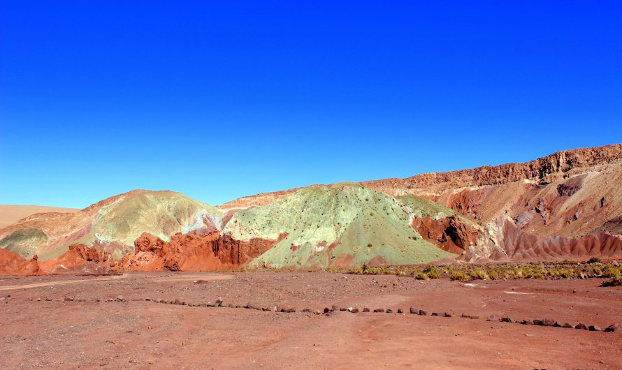 Rainbow Valley – Valle del Arcoiris