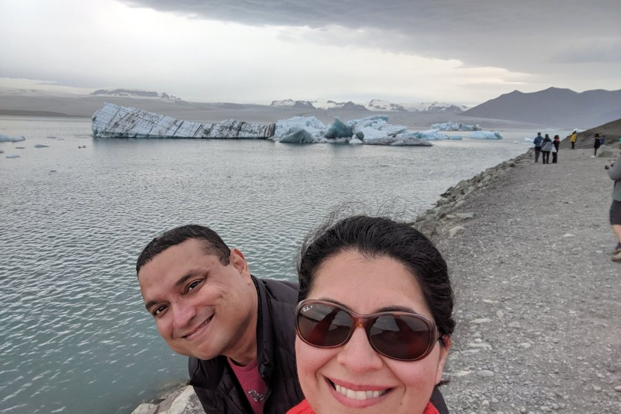 Ring Road Day 3: Diamond Beach & East Iceland