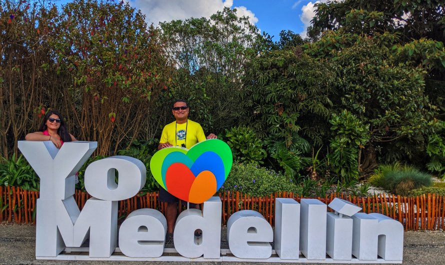 Medellin – City of the Eternal Spring