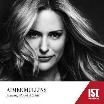 """""""If we want to discover the full potential in our humanity, we need to celebrate those heartbreaking strengths and those glorious disabilities we all have. It is our humanity and all the potential within it that makes us beautiful."""" #AimeeMullins @aimeemullinsnyc will be joining us at #ISTFest2016 on June 3,4,5 #StayTuned #ISTFestival"""