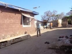 Stroling through the village - copyright Rupi Mangat