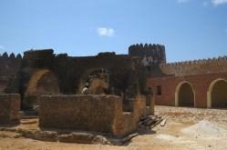 Inside Siyu Fort - Picture copyright: Maya Mangat.
