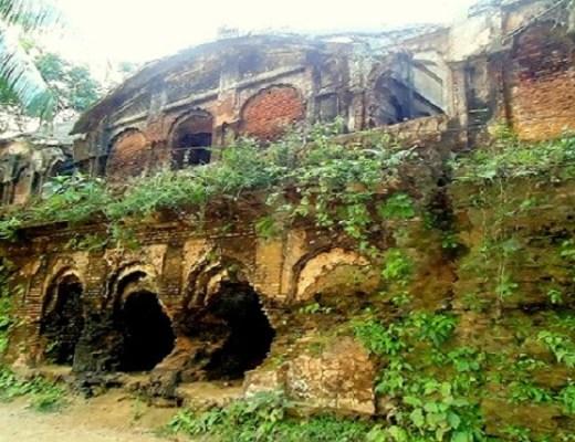 Khelaram Datar Kutha Old Picture