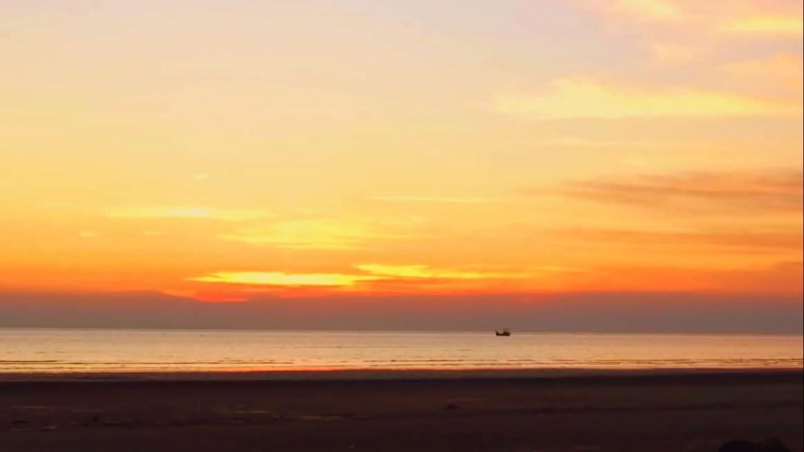 Sunset Nijhum Dip