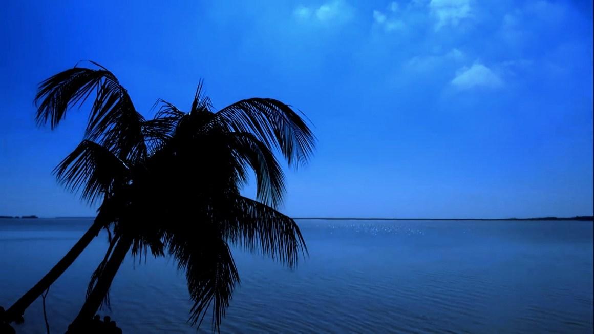 Sea view from nijhum dip