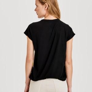 T-Shirt Sukasa print von Opus bei RUPP Moden