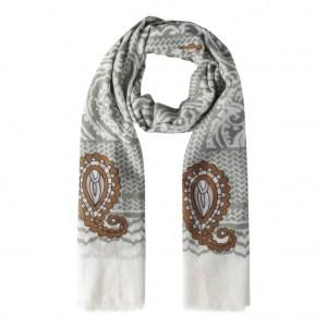 Trendiger Tribal-Schal aus Baumwolle von Codello bei Rupp Moden