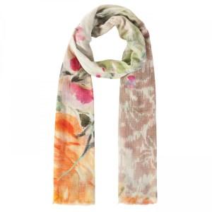 Flower-Schal aus Baumwolle und Modalvon Codello bei RUPP Moden