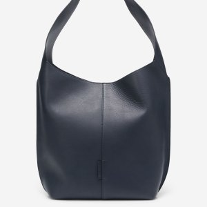 Hobo-Bag aus feinem Leder von Marc O'Polo bei RUPP Moden