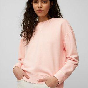 Sweatshirt aus Organic Cotton von Marc O'Polo bei RUPP Moden