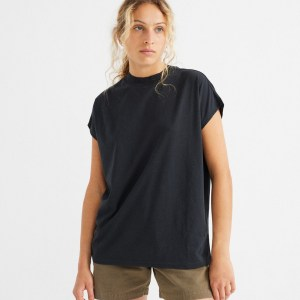 Basic Volta T-Shirt von Thinking Mu bei RUPP Moden