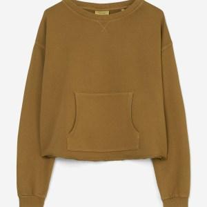 Sweatshirt mit Kangaroo Pockets von Marc O'Polo bei RUPP Moden