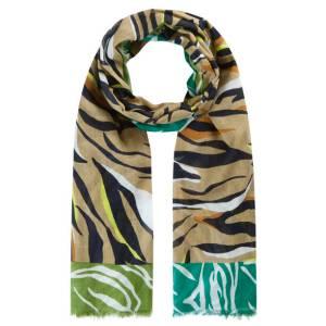 Tiger Schal aus reiner Baumwolle von Codello bei RUPP Moden