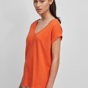 T-Shirt aus Organic Cotton von Marc o Polo bei RUPP Moden
