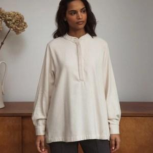 beckie-jane Shirt von Beaumont Organics bei RUPP Moden