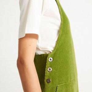 Green Bell dress von Thinking Mu bei RUPP Moden