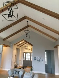 Open Beam Ceiling  Rupp Family Builders