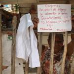Protestan familias de colonias irregulares en Chetumal