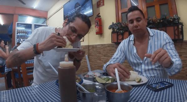 Surtido Riko en Tacos Árabes Israel