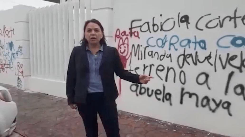 Periodista Fabiola Cortés