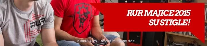 RUR majice 2015