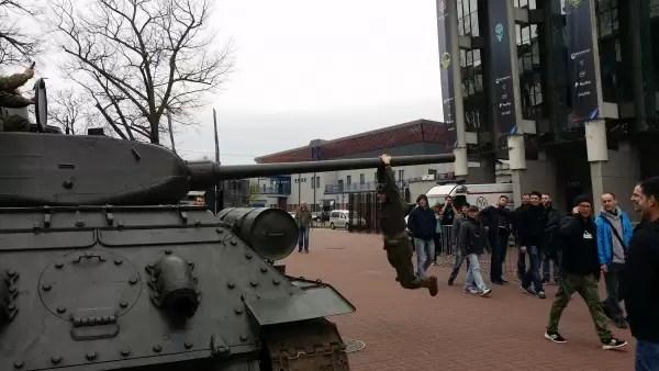 Ludorije sa cevkom T 34-85
