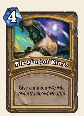 Blessing of Kings