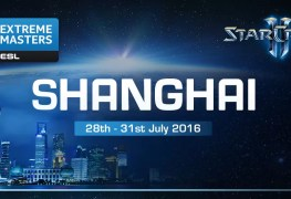IEM Shanghai StarCraft 2