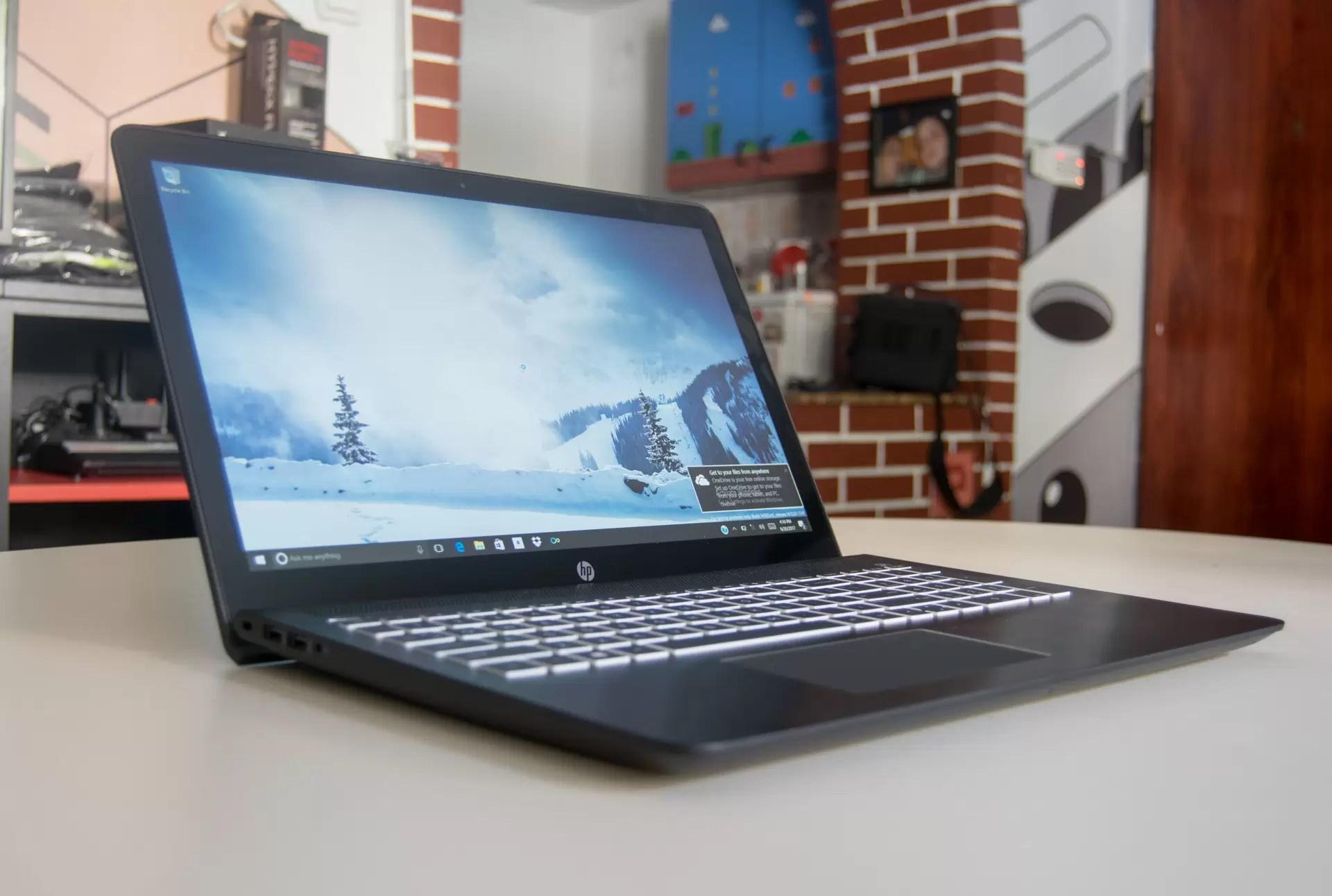 HARDWARE: Laptop za zabavu HP Pavilion 15