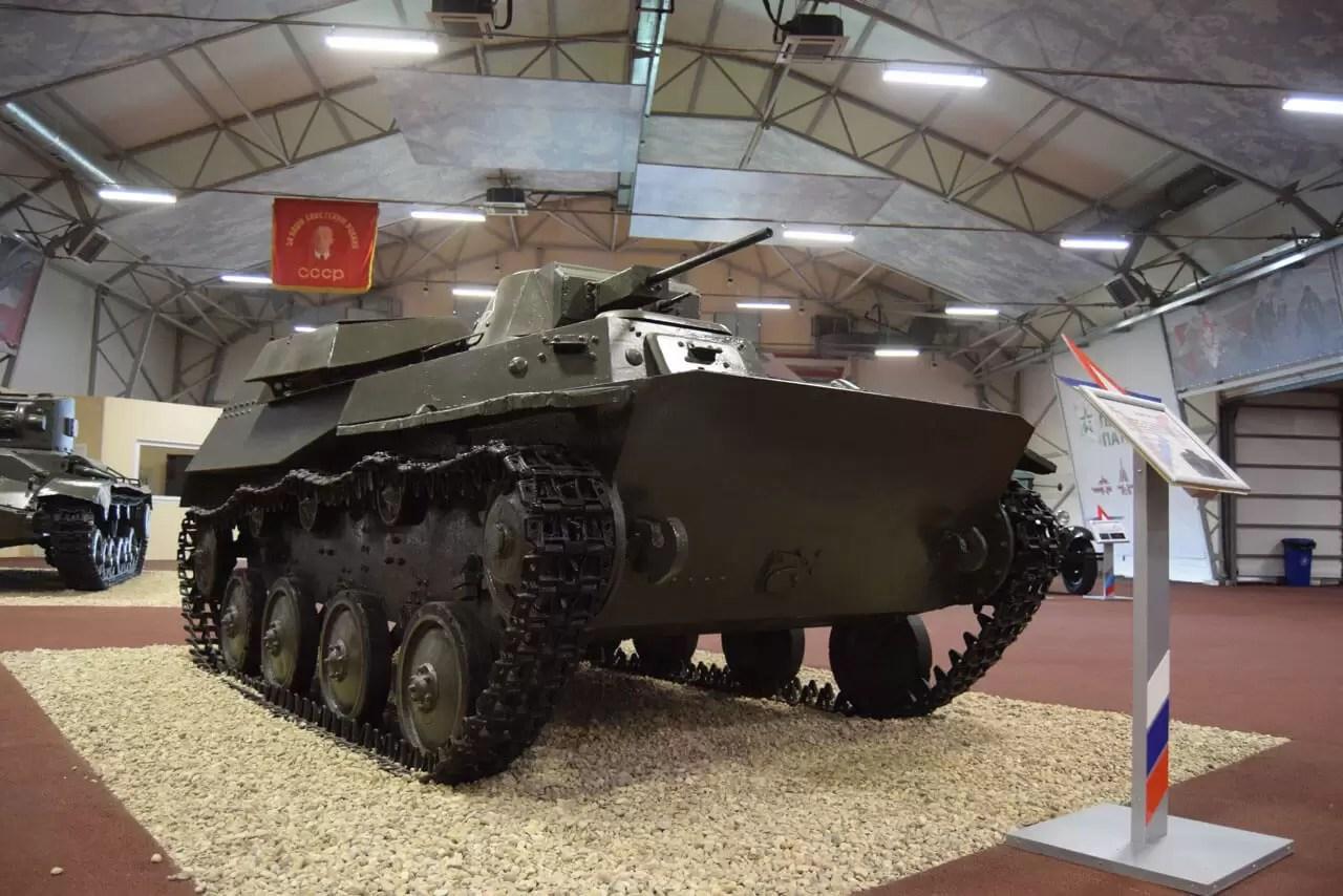 WoT: Priče iz Kubinke – sovjetski laki tenkovi