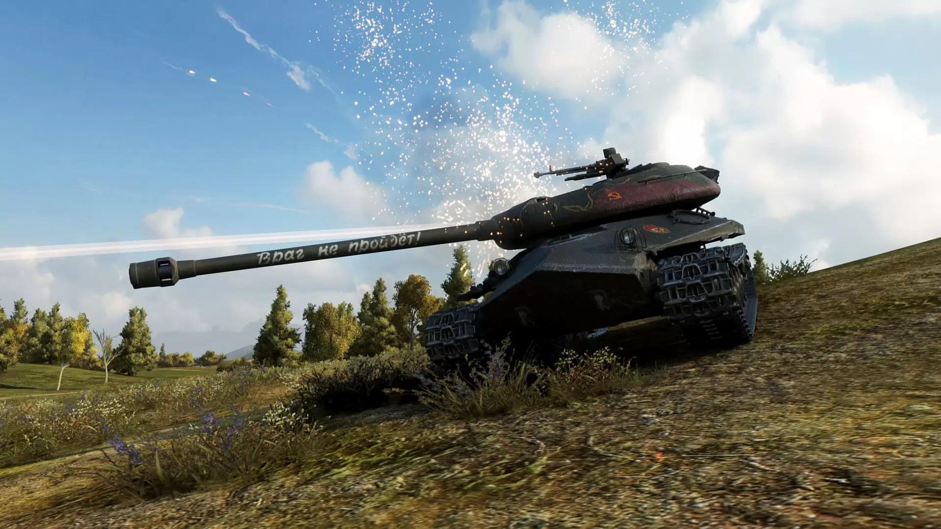 WoT – Defender se neće prodavati na EU serveru