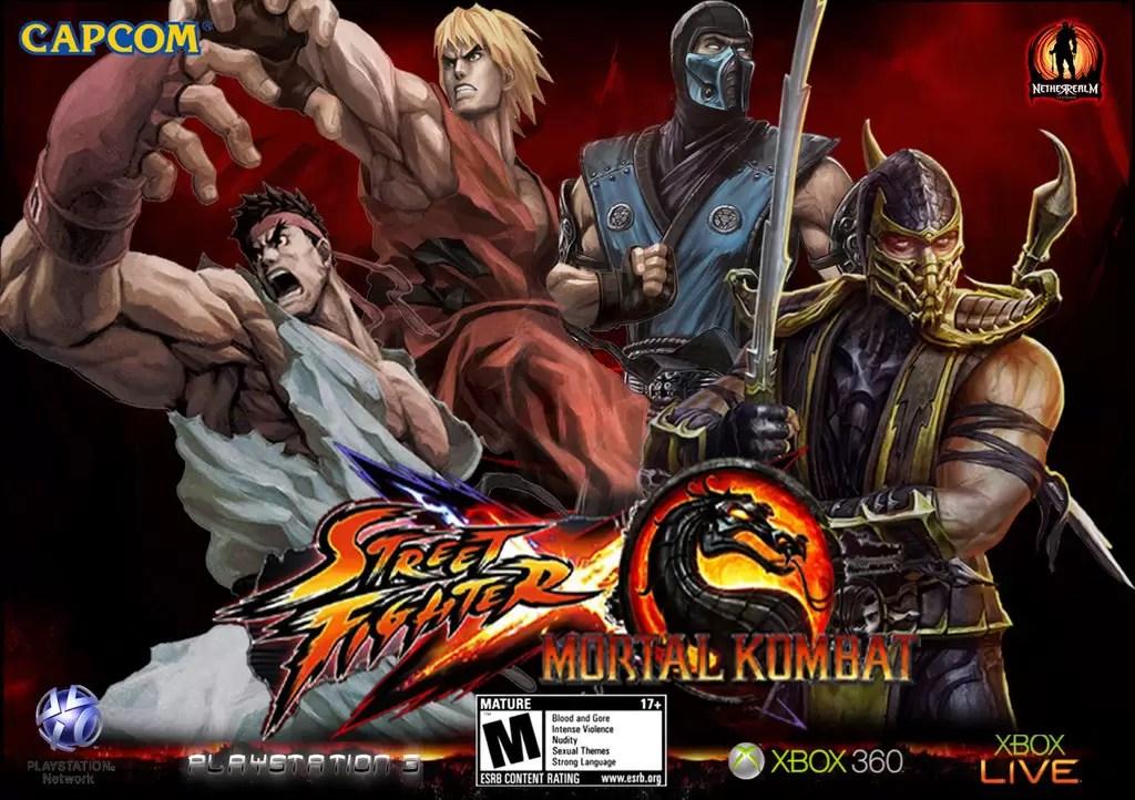 Ko su pet najčuvenijih likova u borilačkim igrama?