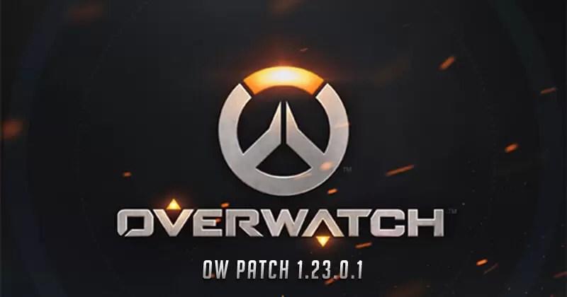 Novi Overwatch patch – nova mapa, novi Hanzo