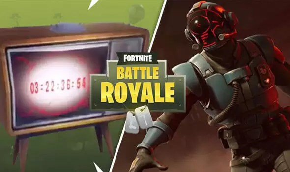 Fortnite: Battle Royale – tajmer se pojavio na televizorima, igrači sumnjaju na lansiranje raketa