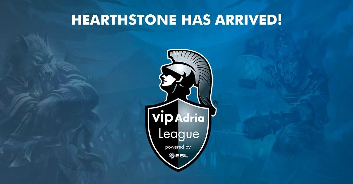 VIP Adria Liga Hearthstone turnir – najveći Hearthstone događaj do sada u regionu