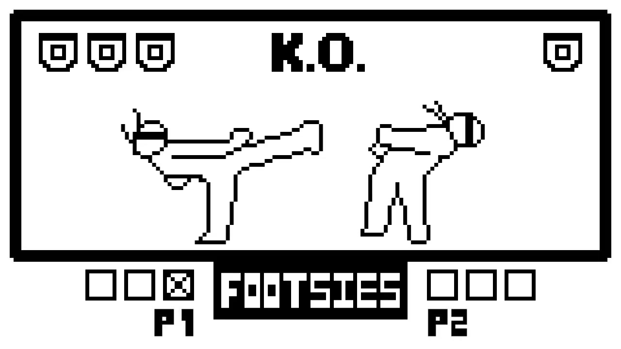 """""""Footsies"""": Igra koja će poboljšati vaš… footsies"""