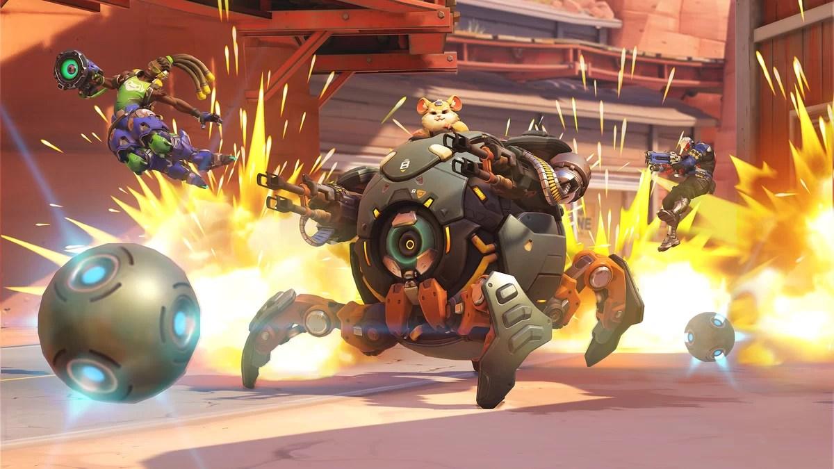 Novi heroj, Wrecking Ball, stigao u Overwatch