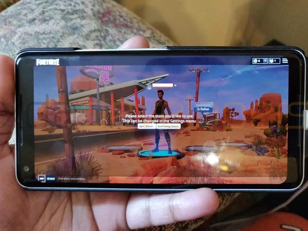 Fortnite zbog greške već sada možete igrati na određenim Android uređajima