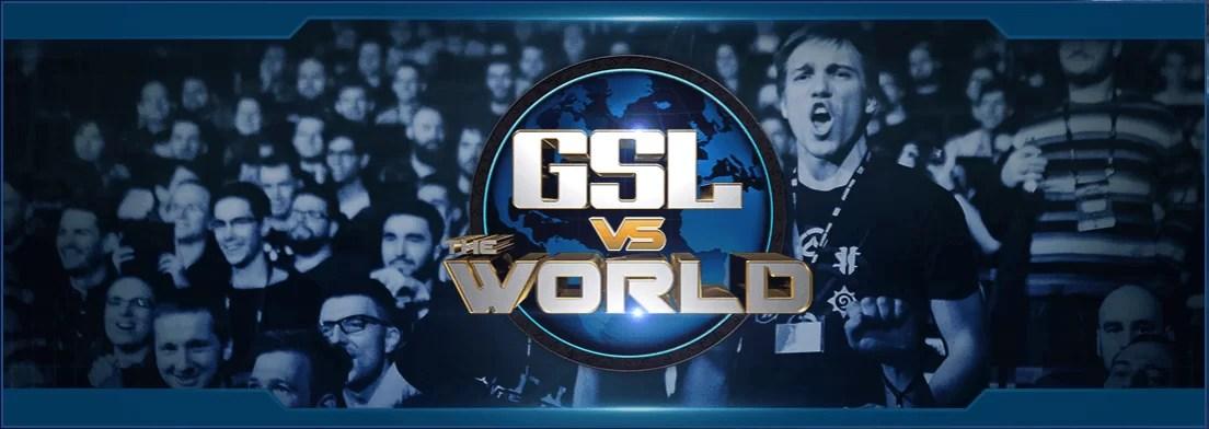 StarCraft 2: Počinje GSL vs World 2018!