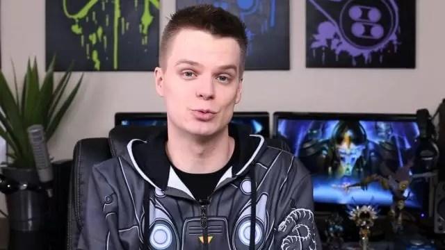 HuskyStarcraft ugasio svoj Youtube kanal